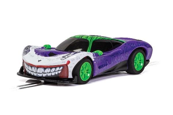 Scalextric Joker Inspired Car 1/32