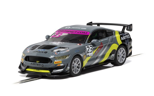 Ford Mustang GT4 - British GT 2019 - RACE Performance