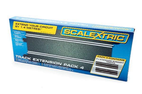 TRACK PACK 4 X C8205