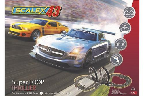 Super Loop Thriller Set 1/43