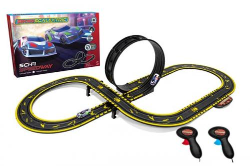 Micro Scalextric SCI-FI Speedway