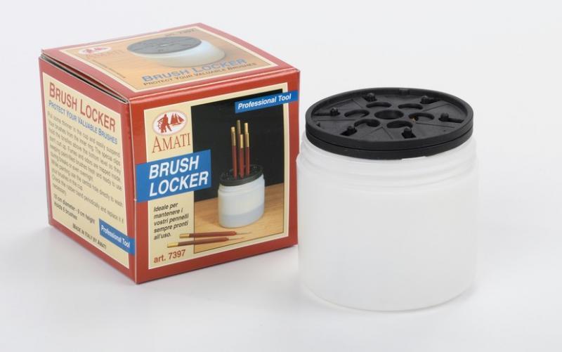 Brush Locker