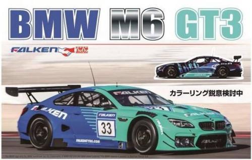 BMW M6 GT3 FALKEN MOTORSPORTS NO.33 1/35