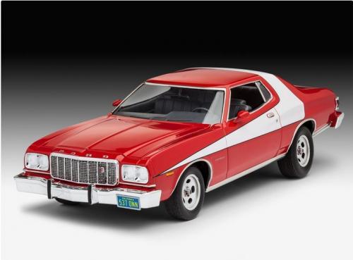 '76 Ford Torino 1/25
