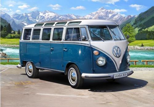 Volkswagen T1 Samba Bus 1/16