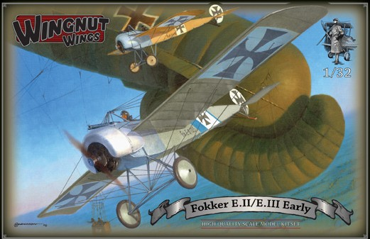 Fokker E.II/early E.III 1/32
