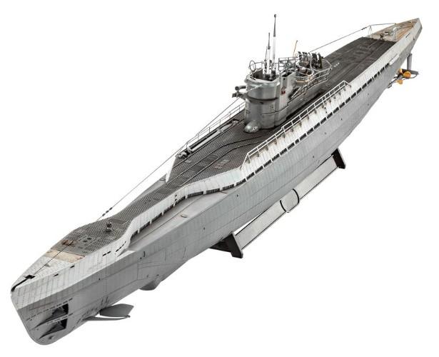 German Submarine TYPE IX C/40 (U190) 1/72
