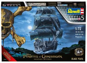 Black Pearl 1/72 Limited Edition