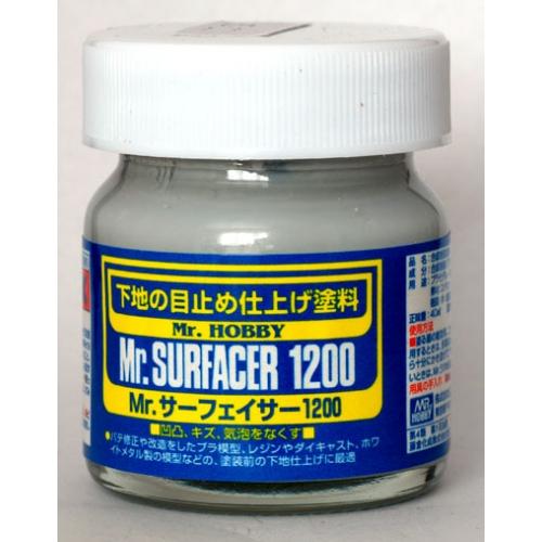 Mr. Surfacer 1200, 40ml
