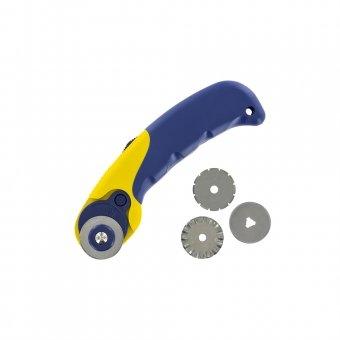 Rotary Cutter 28mm & Blades X3