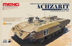 """Israel Heavy Armoured Personnel Carrier Achzarit """"Early"""" 1/35"""