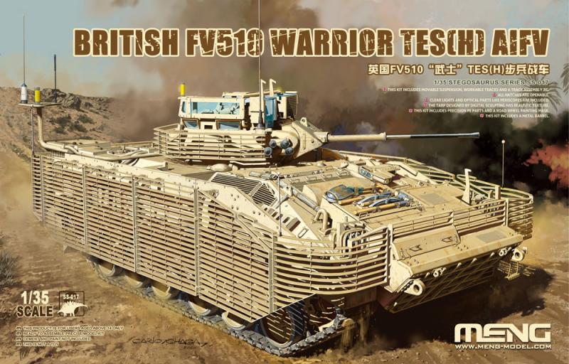 FV510 Warrior TES(H) AIFV 1/35