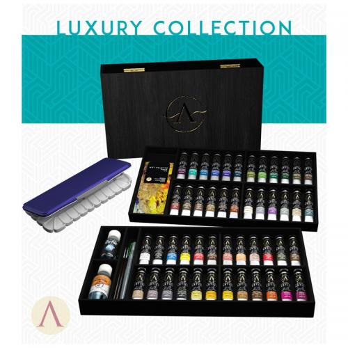 ARTIST SCALE COLOR LUXURY BOX