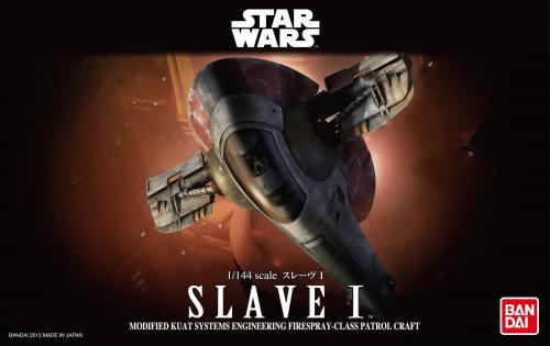 Slave I 1/144