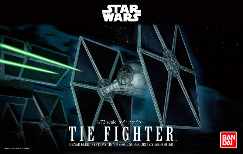 TIE Fighter 1/72