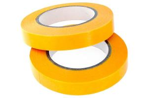 Precision Masking Tape 10mmx18m - twin pack
