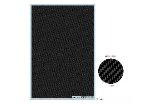 CARBON DECAL TWILL F