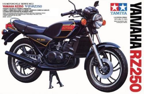 Yamaha RZ250 1/12