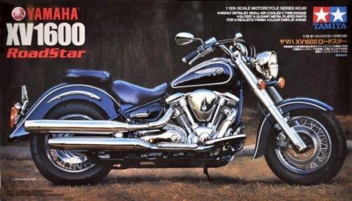 Yamaha XV1600 Roadstar 1/12