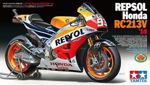 Repsol Honda RC213V '14 1/12