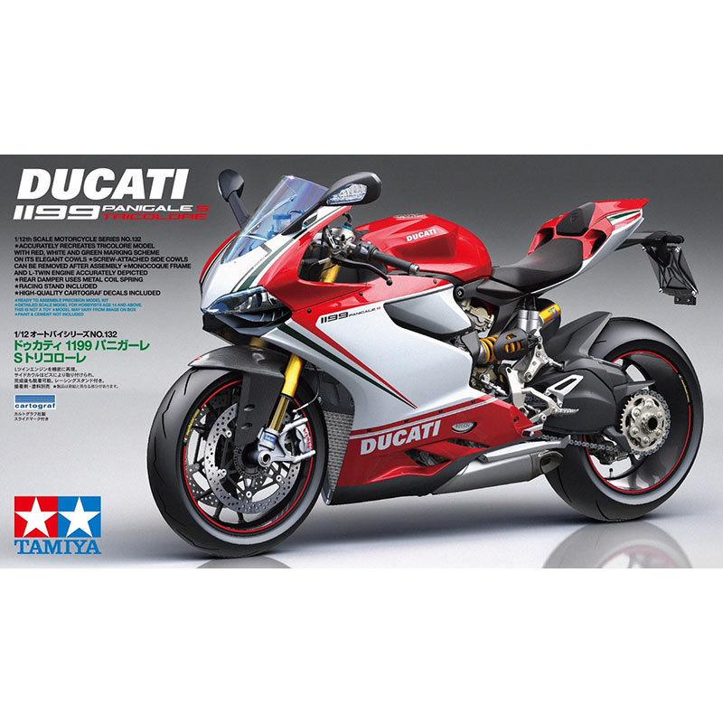 Ducati 1199 Panigale S - Tricolore 1/12