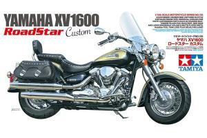 YAMAHA XV1600 ROAD STAR CUSTOM 1/12