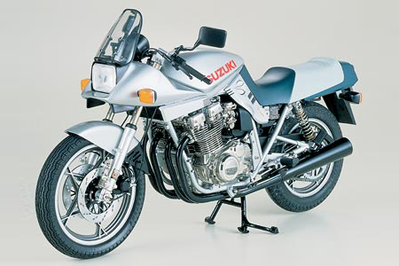 Suzuki GSX1100S Katana 1/6