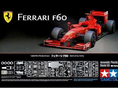 Ferrari F60 - w/Photo Etched Parts 1/20