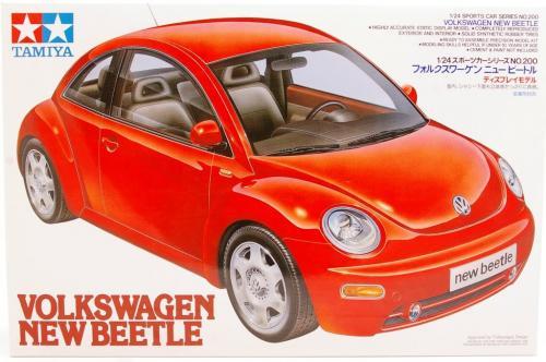 Volkswagen nya Bubbla 1/24