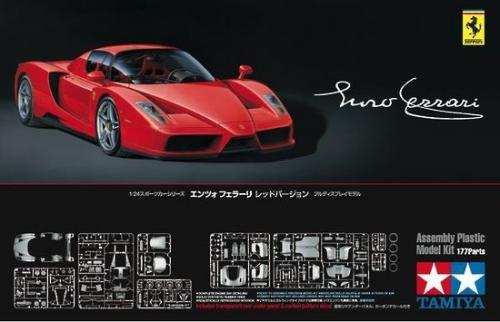 Enzo Ferrari 1/24