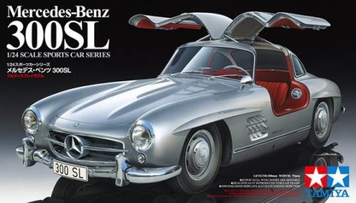 Mercedes 300SL 1/24