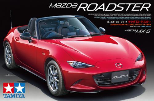 Mazda MX-5 1/24