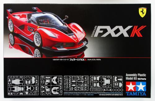 Ferrari FXX K 1/24