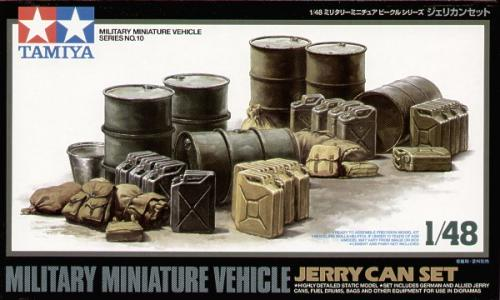 Jerry Can Set 1/48