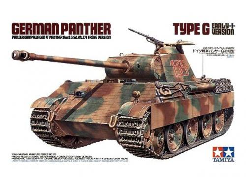 German Panther Ausf. G Sd.Kfz. 171 1/35