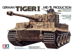 German Tiger I Mid Production 1/35
