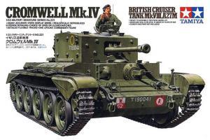 Cromwell Mk. IV Cruiser Tank - Mk. VIII, A27M 1/35