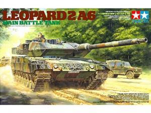 Bundeswehr Leopard 2A6 1/35
