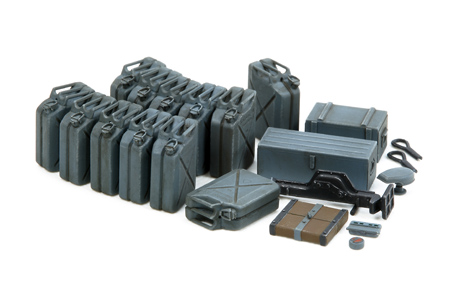 German Jerry Can Set (Early Type) 1:35