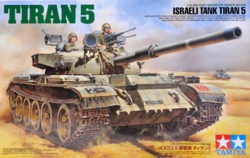 Israeli Tiran 5 1/35