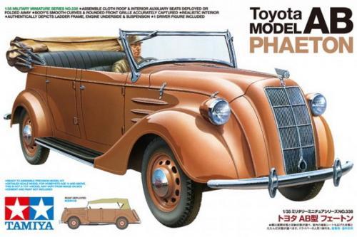 Toyota Model AB Phaeton 1/35