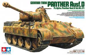 German Tank Panther Ausf.D 1/35