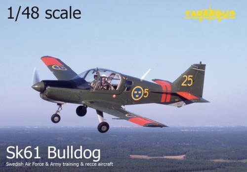 Sk61 SA Bulldog 1/48
