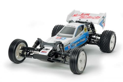 R/C NEO FIGHTER BUGGY (DT-03) 1/10