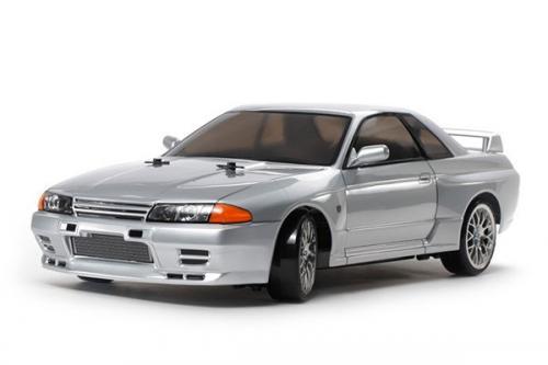 R/C NISSAN SKYLINE GT-R (R32) (TT-02D) DRIFT 1/10
