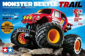 R/C MONSTER BEETLE TRAIL (GF-01TR) 1/14