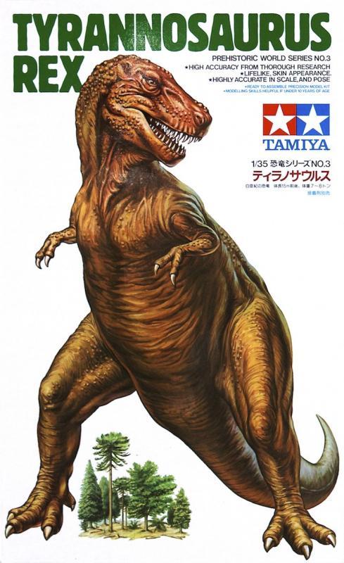 Tyrannosaurus Rex 1/35