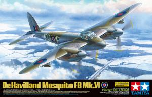 De Havilland Mosquito FB Mk.VI 1/32