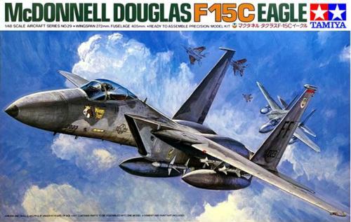 McDonnell Douglas F-15C Eagle 1/48