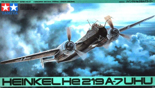 HEINKEL HE219 UHU 1/48